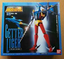 Soul of Chogokin GX-19 Getter Liger from Japan [USED]