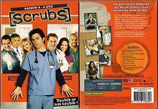 SCRUBS - Intégrale saison 6 - Coffret 1 boitier Classique - 4 DVD - NEUF