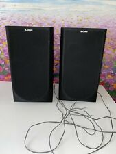 Pair Of Sony Speakers SS-A-300