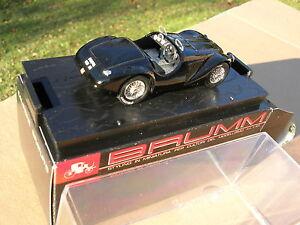 BRUMM 1/43 FERRARI  125 S  noire serie limitée R183!!!