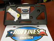 Front License Plate Bracket 2005-2009 Pontiac G6 (10379556)