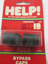 Dorman 02252 Water Pump & Heater Vacuum Bypass Caps - 5/8'' Vacuum Bypass Cap(s)
