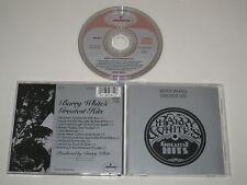 BARRY WHITE - GREATEST HITS MERCURE 822 782-2/ CD ALBUM