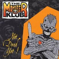 MONSTER KLUB Not Dead Yet CD - NEW - sealed - Old School Psychobilly Punkabilly