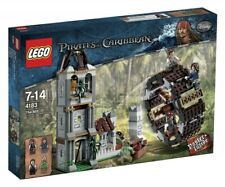 Lego 4183 Pirates of the Caribbean The Mill Sealed MISB NEW OVP >328 4195 71042