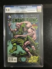 Swamp Thing # 10 / The new 52! / Cgc Universal 9.8 / August 2012 / Dc Comics