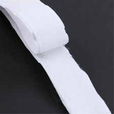 2/5PC 2 in1 Self Adhesive Tape Hook and Loop Fastener Extra Sticky Back 1mx20mm