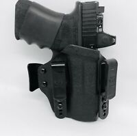 US MADE Concealment IWB Kydex Gun Holster, TUCKABLE, COMFORTABLE, Conceal carry