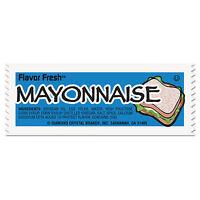 Diamond Crystal Flavor Fresh Mayonnaise Packets .317oz Packet 200/Carton 78030
