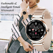 Women Lady Smart Watch Heart Rate Sport Fitness Tracker Bracelet For iOS Android
