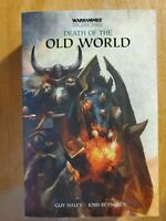 Death of the Old World Omnibus Warhammer fantasy excellent condition End Times