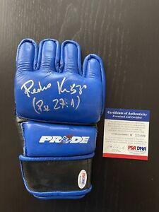 Pedro Rizzo Ouano Pride FC Glove - UFC, One FC