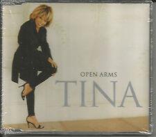TINA TURNER w/ KT TUNSTALL Estelle Open Arms w/ EDIT PROMO CD Single USA Seller