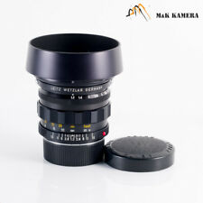 Leica Noctilux M 50mm/F1.2 Double Aspherical AA Rare Lens Yr.1968 Germany #554