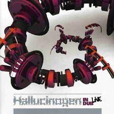 CD de musique live dub