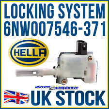 HELLA OEM LOCKING UNIT 6NW 007 546-371 VW PHAETON (3D_) 4.2 V8 4motion 05.03 -