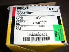 Yale Cirrus 700C-Entry Knob US3 RC 2 /38 RC KA3 HS43402302