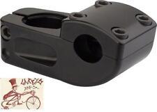 "ODYSSEY RAFT BROC RAIFORD TOP LOAD BLACK 1-1/8"" BMX BICYCLE STEM"