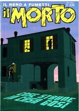 Fumetto Noir IL MORTO n.34