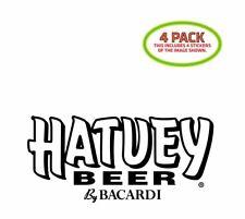 Hatuey Sticker Vinyl Decal 4 Pack