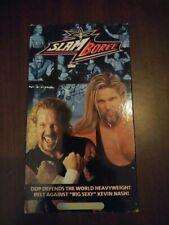 WCW Slamboree 1999, Vinatage VHS