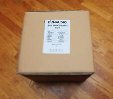 Dynaudio Sub 250 Subwoofer Brand New Sealed Box *Maple* #1