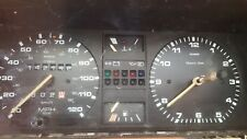 Volkswagen Mk1 VW Golf Jetta Mk2  Motometer Speedo Clock Speedometer Tachometer