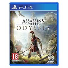 Assassins Creed Odyssey Game 2018 PS4