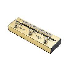 Valeton Dapper Acoustic Mini Effects Pedal Strip w/h COMP+PREAMP+REVERB+TUNER..
