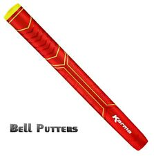 One (1) Karma Big Softy Red Oversize/Jumbo Counter Balance Pistol Putter Grip