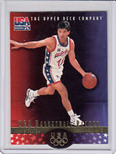 1995-96 USA Basketball Record John Stockton Guard 1992 Barcelona Olympic Games