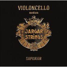 New Jargar 4/4 Superior Cello String Set - Medium Gauge FREE USA SHIPPING