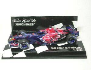 Toro Rosso Cosworth STR 1 No.21 Formel 1 2006 (S. Speed) 1:43 Minichamps