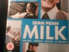 SEAN PENN  MILK    Gay Interest -  DVD