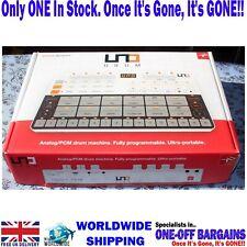 IK Multimedia UNO Drum ULTRA-PORTABLE Analogue & PCM Drum Machine - FREE PP (UK)