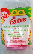 1994 Vintage McDonald's Happy Meal Barbie Butterfly Princess Teresa MIP C10!