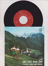 Ötztaler Dirndl Bergland TRIO-La canzone di Ötz-coraggioso paese delle montagne