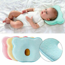 Newborn correction anti skew head  stereotypical memory cotton small pillow/_DS