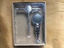 Thirstystone Cork Screw-Stopper Set, Its Wine Oclock, Silver