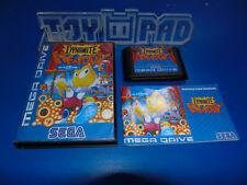 Dynamite Headdy [PAL] - Mega Drive