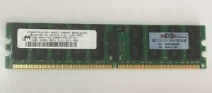 Various DDR2 DIMM 4GB & 2GB Modules (see description for details)