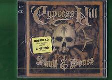 CYPRESS HILL - SKULL E BONES DOPPIO CD NUOVO SIGILLATO