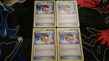 Pokemon Trainer Item Level Ball x4 76/98 XY Ancient Origins Playset (NM/Mint)