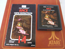 JUN  ATARI 2600 REGION FREE OFFERS/COMBINE - SEARS TELEGAMES - RACE