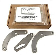 Alan Grove 403L Power Steering Bracket BB Chevy SWP Short Water Pump Driver Side
