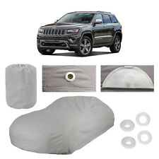 Jeep Grand Cherokee 6 layer Car Cover Outdoor Water Proof Rain Snow Sun Dust