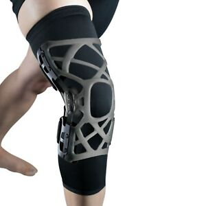CLEARANCE DonJoy OA Reaction WEB Knee Brace - 3XLarge, Medial Left Lateral Right