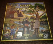 Upper Deck Quest For The Antidote Boardgame