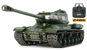 Tamiya 1/16 RUSSIAN HEAVY TANK JS-2 1944 ChKZ FULL-OPTION COMPLETE KIT 56034