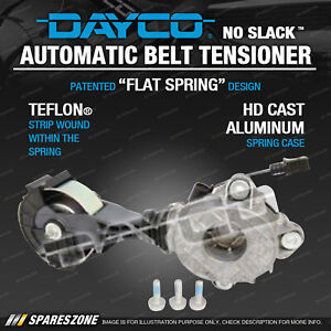 Dayco Friction Wheel for Citroen C3 A5 C4 B7 DS3 DS4 C5 X7 1.6L 2010-On